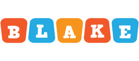 Blake comics logo