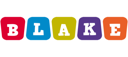 Blake daycare logo