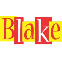 Blake errors logo