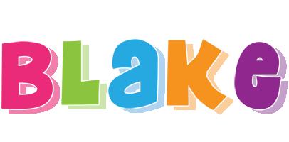 Blake friday logo