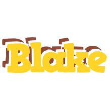 Blake hotcup logo