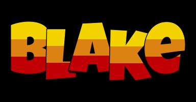 Blake jungle logo