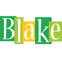 Blake lemonade logo