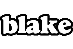 Blake panda logo