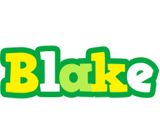 Blake soccer logo