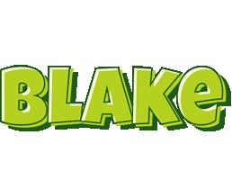 Blake summer logo