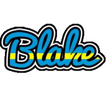 Blake sweden logo