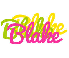 Blake sweets logo