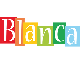 Blanca colors logo