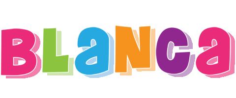 Blanca friday logo