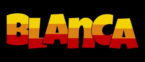 Blanca jungle logo