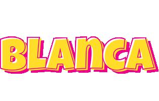Blanca kaboom logo