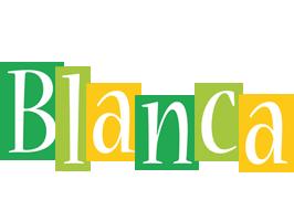 Blanca lemonade logo