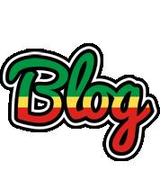 Blog african logo