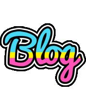Blog circus logo