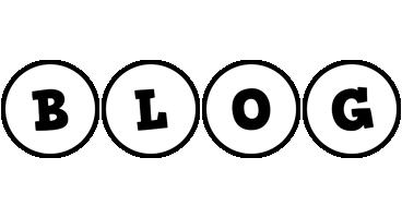 Blog handy logo