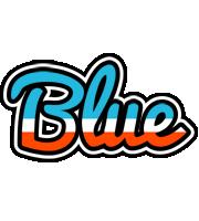 Blue america logo