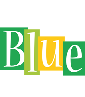 Blue lemonade logo