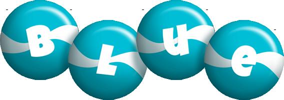 Blue messi logo