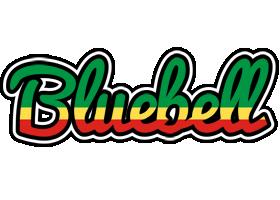 Bluebell african logo