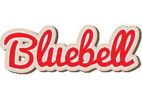 Bluebell chocolate logo