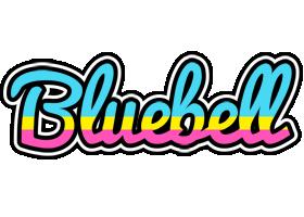 Bluebell circus logo