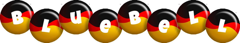 Bluebell german logo