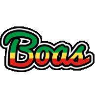 Boas african logo