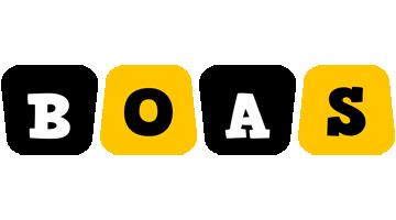 Boas boots logo
