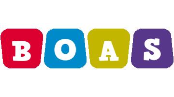 Boas daycare logo