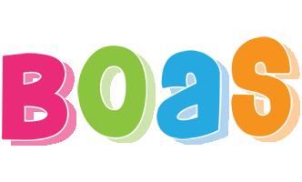 Boas friday logo