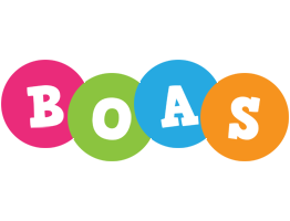 Boas friends logo