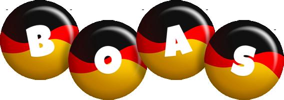 Boas german logo