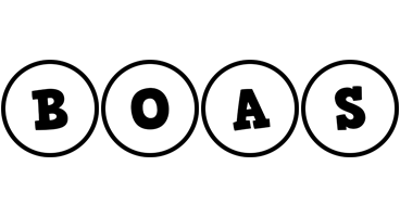 Boas handy logo