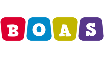 Boas kiddo logo