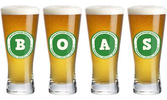 Boas lager logo