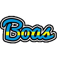 Boas sweden logo