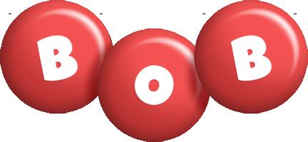 Bob candy-red logo