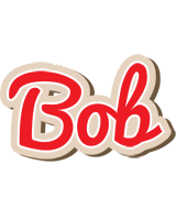 Bob chocolate logo