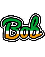 Bob ireland logo