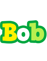 Bob soccer logo