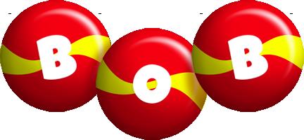 Bob spain logo