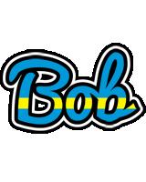 Bob sweden logo