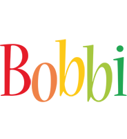 Bobbi birthday logo