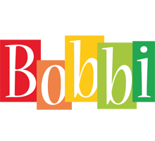 Bobbi colors logo