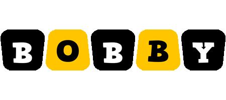 Bobby boots logo