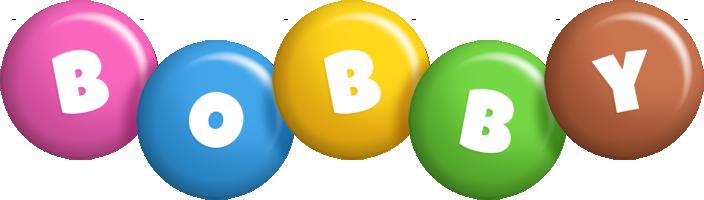 Bobby candy logo