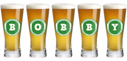 Bobby lager logo