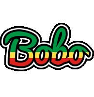 Bobo african logo