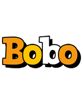Bobo cartoon logo